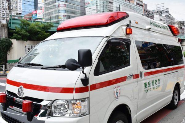尿路結石 救急車
